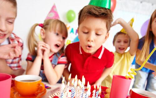 Dětské narozeninové oslavy
