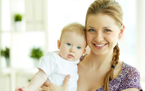 Změna hodin cvičení s miminky