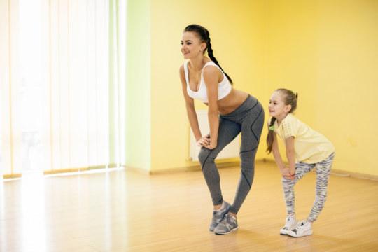 Tanec mamky a dcery