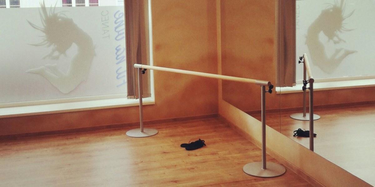 Nově pro naše malé baletky