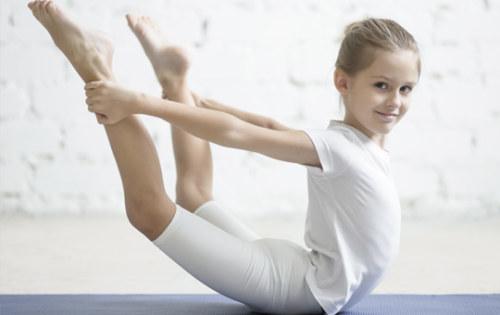 Nové kurzy pro děti – gymnastika, jóga, sebeobrana, sport