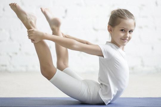 Nové kurzy pro děti – jóga, sport