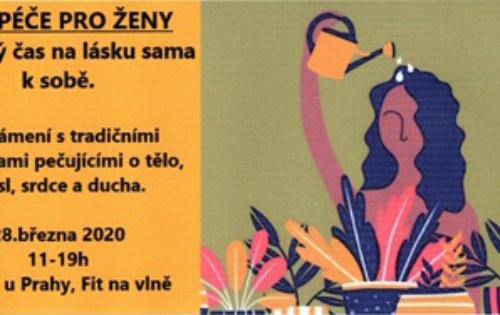 """SEMINÁŘ """"sebepéče pro ženy"""" 28. 3."""