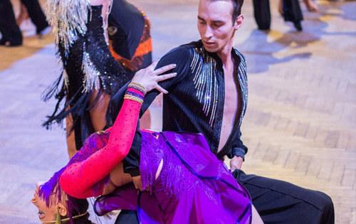 Latinské tance pro ženy