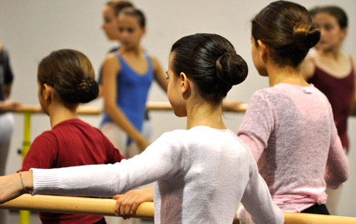 Baletní a taneční průprava (dívky 3-5 let)