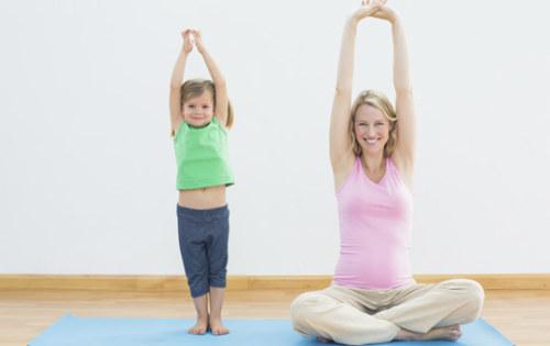 Jóga pro rodiče s dětmi od října 2021
